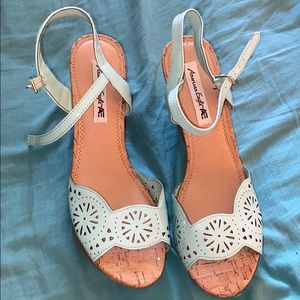 Women's American eagle wedges